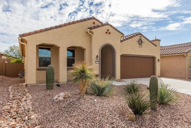 14192 N Lava Falls Tr Trail, Marana, AZ 85658 (MLS #22004753) :: The Property Partners at eXp Realty