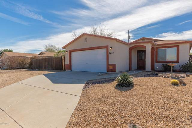 5382 E 32Nd Street, Tucson, AZ 85711 (#22004759) :: Long Realty - The Vallee Gold Team