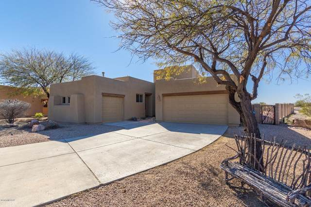 13774 E Fiery Dawn Drive, Vail, AZ 85641 (#22004781) :: Long Realty - The Vallee Gold Team