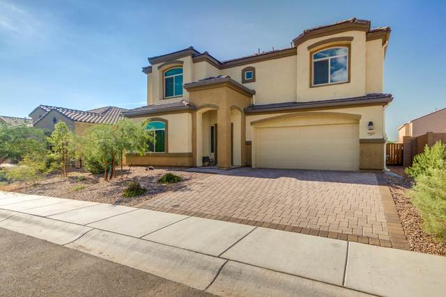 9012 W Twin Springs Drive, Marana, AZ 85653 (MLS #22004792) :: The Property Partners at eXp Realty