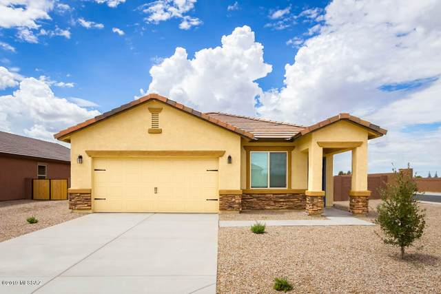 11761 W Thomas Arron Drive, Marana, AZ 85653 (#22004809) :: Keller Williams