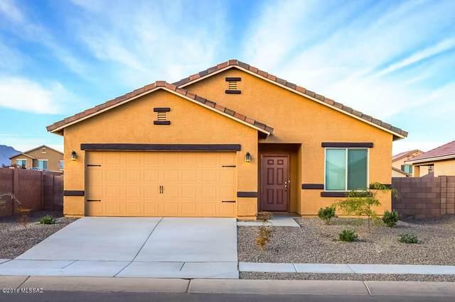 11645 W Despain Drive, Marana, AZ 85653 (#22004811) :: Keller Williams