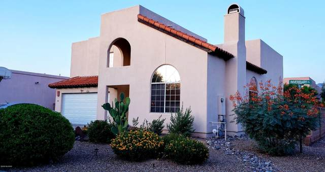 10156 N Inverrary Place, Oro Valley, AZ 85737 (#22004816) :: Long Realty - The Vallee Gold Team