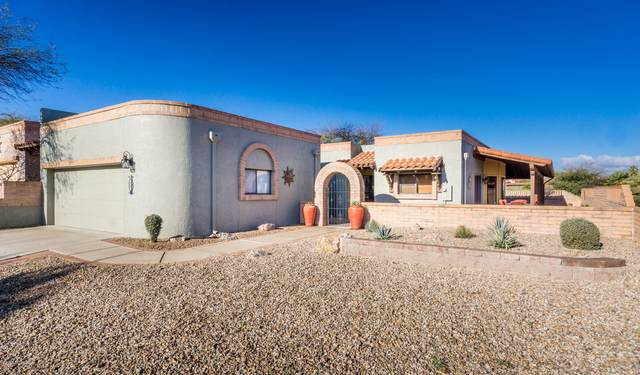 3860 S Placita De La Moneda, Green Valley, AZ 85622 (#22004828) :: Luxury Group - Realty Executives Tucson Elite