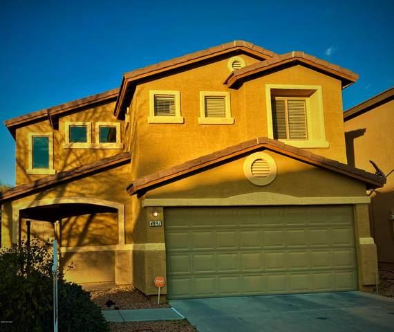 4891 E American Beauty Drive, Tucson, AZ 85756 (#22004841) :: Long Realty Company