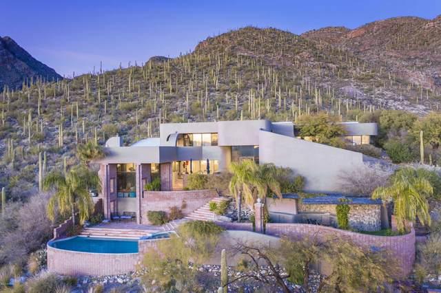 2551 E Calle Sin Ruido, Tucson, AZ 85718 (#22004855) :: Long Realty - The Vallee Gold Team