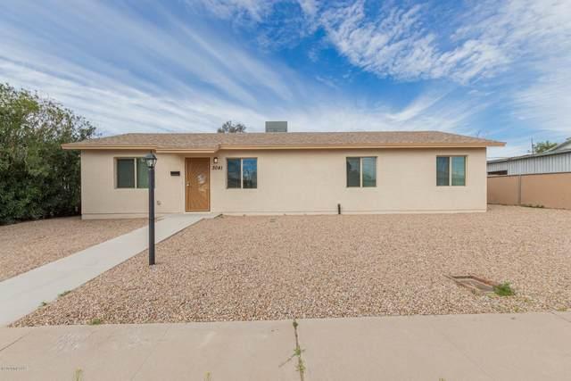 3041 E Kaibab Vista, Tucson, AZ 85713 (#22004859) :: Long Realty Company