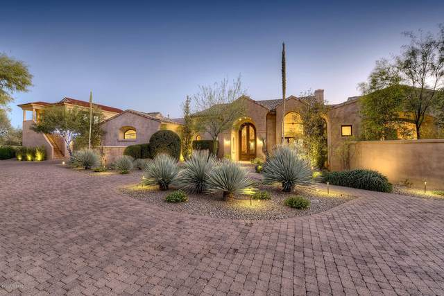 4930 E Winged Foot Drive, Tucson, AZ 85718 (MLS #22004860) :: The Property Partners at eXp Realty