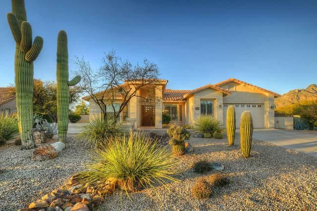 1181 E Placita De Graciela, Tucson, AZ 85718 (MLS #22004865) :: The Property Partners at eXp Realty