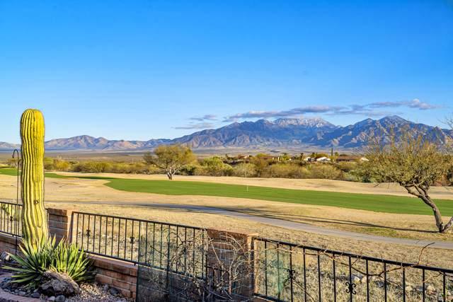 1695 W Baltusrol Drive, Green Valley, AZ 85622 (#22004870) :: Long Realty - The Vallee Gold Team