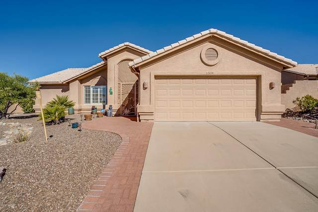 65814 E Rocky Terrace Drive, Saddlebrooke, AZ 85739 (#22004872) :: The Local Real Estate Group | Realty Executives