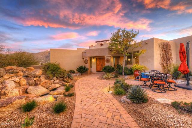 4501 N Larkspur Road, Tucson, AZ 85749 (#22004886) :: Keller Williams
