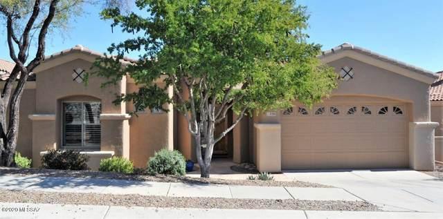 6146 N Placita Pajaro, Tucson, AZ 85718 (#22004896) :: Long Realty - The Vallee Gold Team
