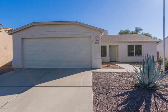 8702 N Silver Moon Way, Tucson, AZ 85743 (#22004906) :: The Local Real Estate Group   Realty Executives