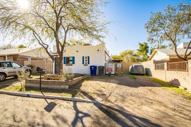 121 W Birdman Drive, Tucson, AZ 85705 (MLS #22004909) :: The Property Partners at eXp Realty