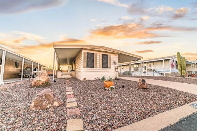 6154 S Barrister Road, Tucson, AZ 85746 (#22004910) :: Long Realty - The Vallee Gold Team