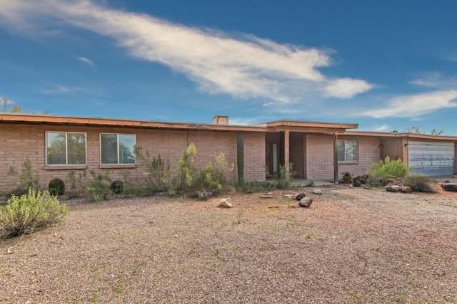 2741 W Medici Drive, Tucson, AZ 85741 (#22004938) :: Keller Williams