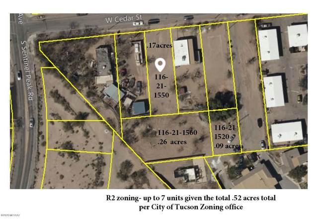 1315 W Cedar Street #0, Tucson, AZ 85745 (#22004948) :: Long Realty - The Vallee Gold Team
