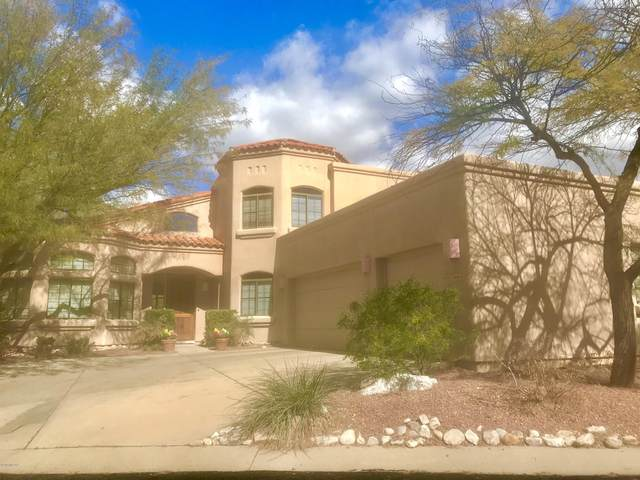 3771 E Calle Del Cacto, Tucson, AZ 85718 (MLS #22004950) :: The Property Partners at eXp Realty