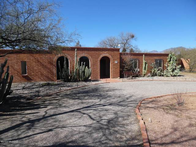 2701 N Ave Empalme, Tucson, AZ 85715 (MLS #22004958) :: The Property Partners at eXp Realty