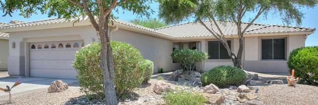 949 N Cowboy Canyon Drive, Green Valley, AZ 85614 (#22004959) :: Gateway Partners | Realty Executives Arizona Territory