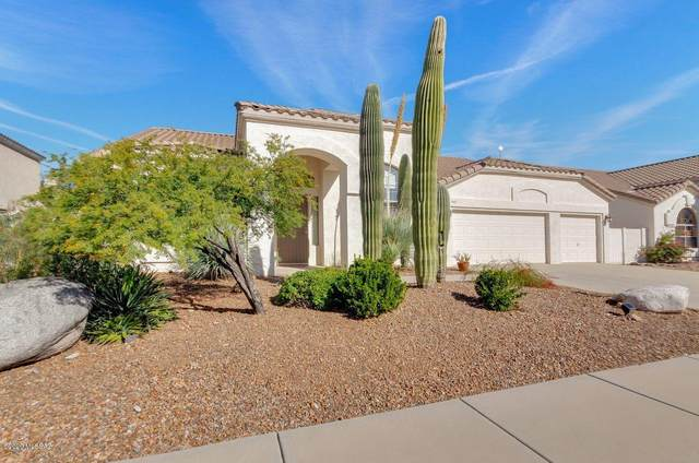 262 W Geeseman Springs Drive, Oro Valley, AZ 85755 (MLS #22004972) :: The Property Partners at eXp Realty