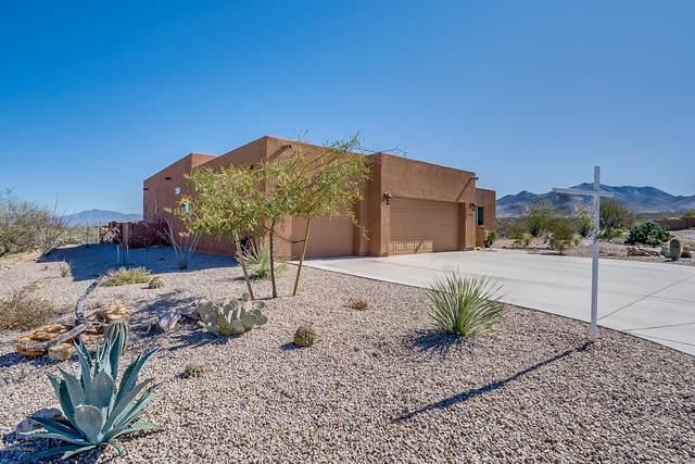 9451 E Purple Orchid Place, Corona de Tucson, AZ 85641 (MLS #22004986) :: The Property Partners at eXp Realty