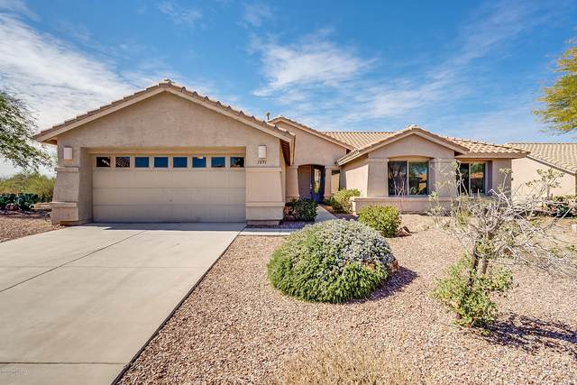 1091 N Laurel Glen Drive, Green Valley, AZ 85614 (#22004988) :: Gateway Partners | Realty Executives Arizona Territory