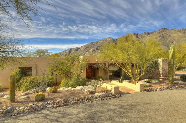 5581 E Shadow Ridge Drive, Tucson, AZ 85750 (MLS #22004990) :: The Property Partners at eXp Realty