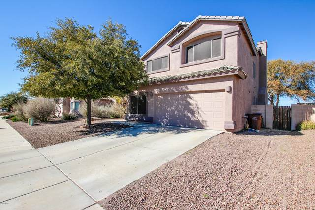 5702 W Cactus Garden Drive, Tucson, AZ 85742 (#22005003) :: Realty Executives Tucson Elite