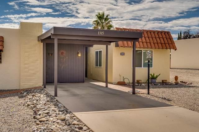 1315 S Desert Meadows Circle, Green Valley, AZ 85614 (#22005010) :: Gateway Partners | Realty Executives Arizona Territory