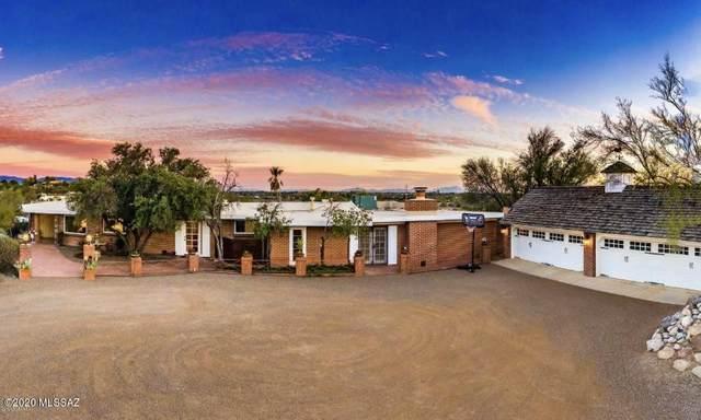4848 E Calle Pequena, Tucson, AZ 85718 (#22005011) :: The Local Real Estate Group | Realty Executives