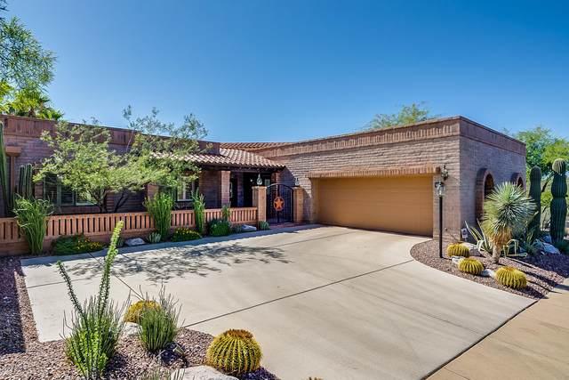 4860 N Via Velazquez, Tucson, AZ 85750 (#22005030) :: Long Realty - The Vallee Gold Team