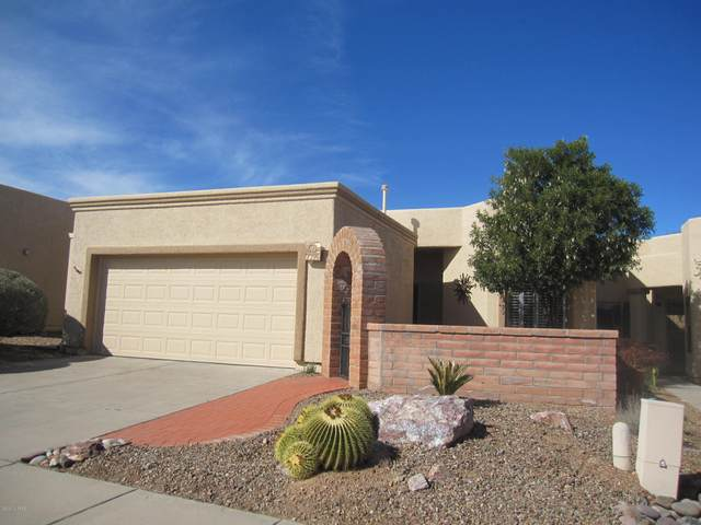 2396 S Orchard View Drive, Green Valley, AZ 85614 (#22005033) :: Long Realty - The Vallee Gold Team