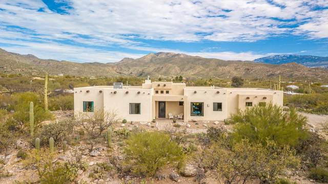 11530 E Snyder Road, Tucson, AZ 85749 (#22005034) :: Long Realty - The Vallee Gold Team