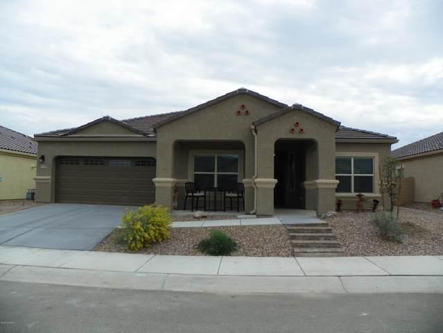 8853 W Saguaro Skies Road, Marana, AZ 85653 (#22005039) :: Long Realty - The Vallee Gold Team