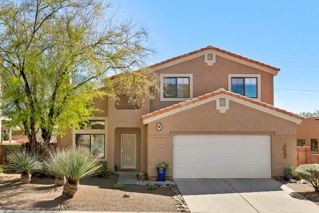 1001 W Eagle Look Lane, Tucson, AZ 85737 (#22005045) :: The Local Real Estate Group | Realty Executives