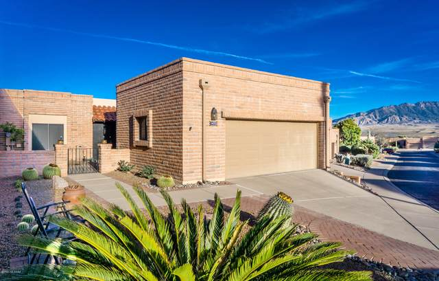 1472 W Via De La Gloria, Green Valley, AZ 85622 (#22005046) :: Gateway Partners | Realty Executives Arizona Territory