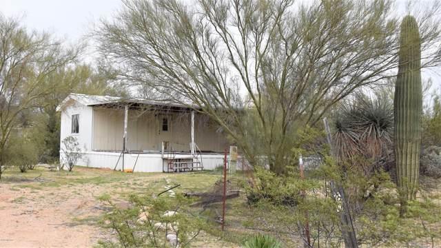 7260 N Desert Plains Drive #5, Tucson, AZ 85743 (#22005050) :: The Local Real Estate Group   Realty Executives