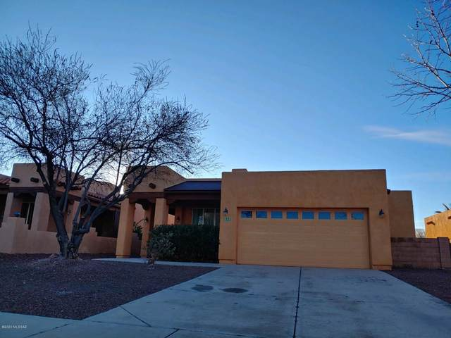 346 Via Bella Donna, Rio Rico, AZ 85648 (#22005055) :: Luxury Group - Realty Executives Tucson Elite