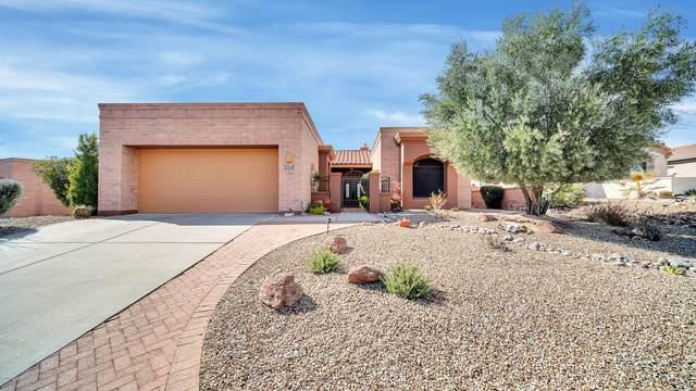 4172 S Via De Febrero, Green Valley, AZ 85622 (#22005066) :: Gateway Partners | Realty Executives Arizona Territory