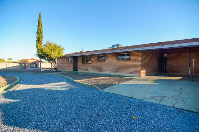 255 W Elvira Road, Tucson, AZ 85756 (#22005069) :: Long Realty - The Vallee Gold Team