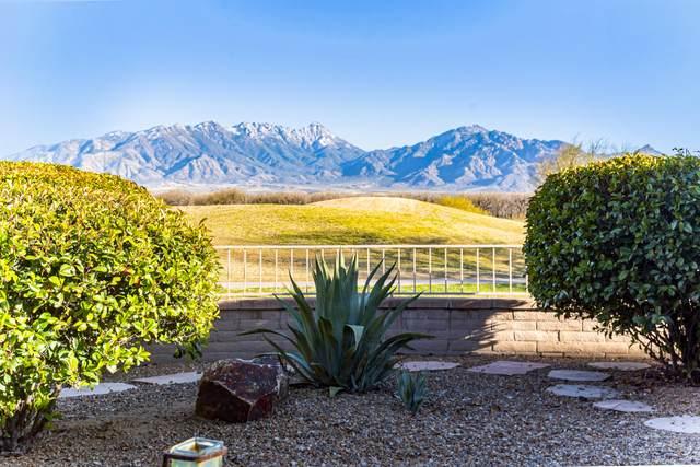 2837 S Greenside Place, Green Valley, AZ 85614 (#22005083) :: Gateway Partners | Realty Executives Arizona Territory