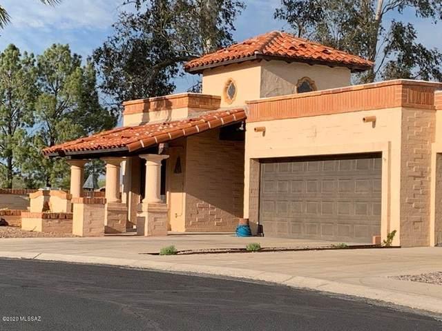1930 N Placita Santa Rita, Green Valley, AZ 85614 (#22005092) :: Gateway Partners | Realty Executives Arizona Territory
