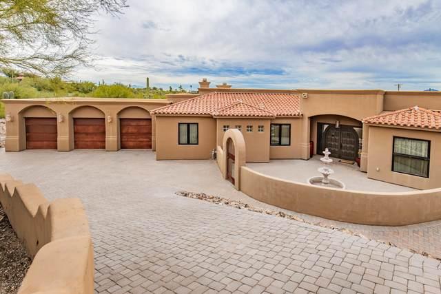 3179 E Corte De Andalucia, Tucson, AZ 85718 (#22005103) :: Long Realty Company