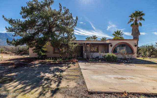 4375 E Coronado Ridge Lane, Tucson, AZ 85739 (#22005108) :: The Local Real Estate Group | Realty Executives