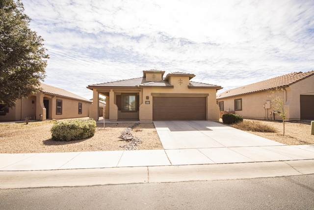 11281 W Massey Drive, Marana, AZ 85653 (#22005126) :: The Local Real Estate Group | Realty Executives