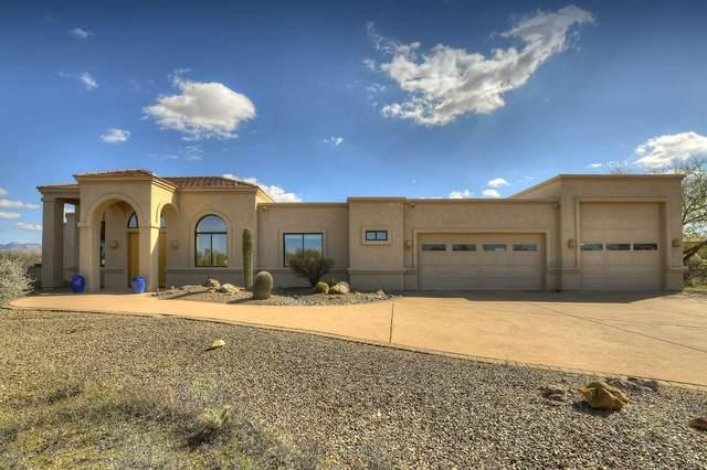 1491 S Walnut Spring Place, Green Valley, AZ 85614 (#22005136) :: Long Realty Company