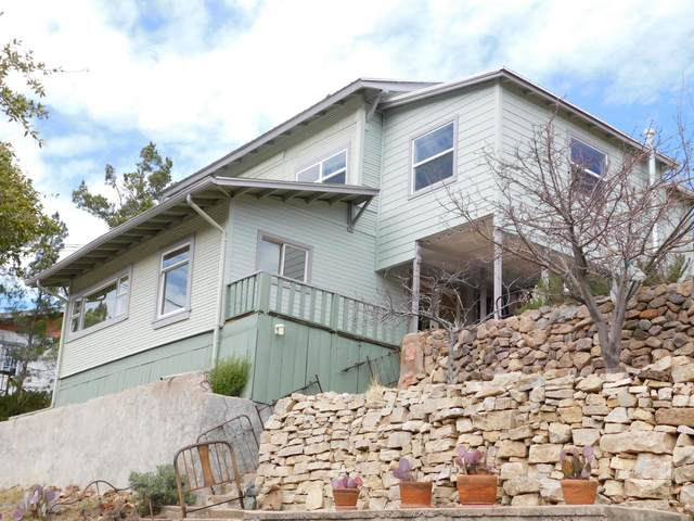 725 B Warren Avenue, Bisbee, AZ 85603 (#22005141) :: The Local Real Estate Group | Realty Executives
