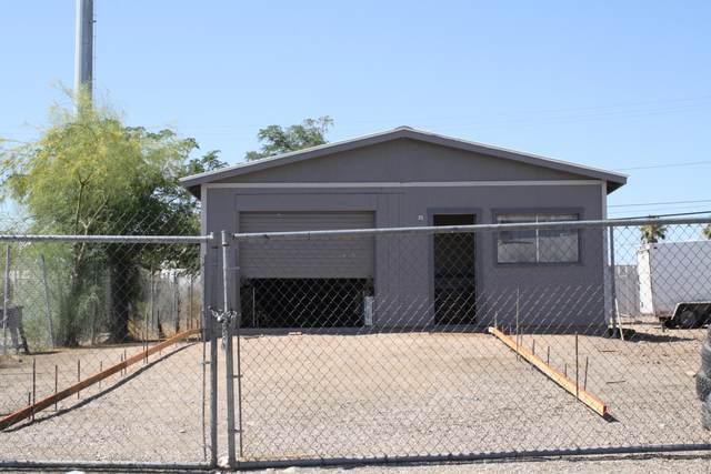 3162 E Milber Street, Tucson, AZ 85714 (MLS #22005146) :: The Property Partners at eXp Realty
